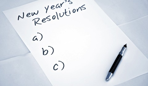 Our New Year's Resolution