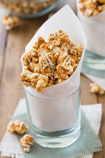 Pumpkin Spice Popcorn Recipe!