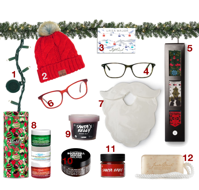 Gift Guide: Festive Finds!
