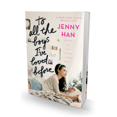 The Phonetic Eyewear Book Club: To All the Boys I've Loved Before
