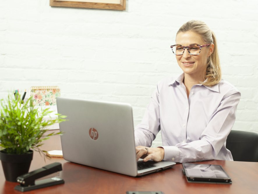 Four Benefits of Computer Eyewear!